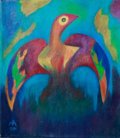 Oiseau phenix