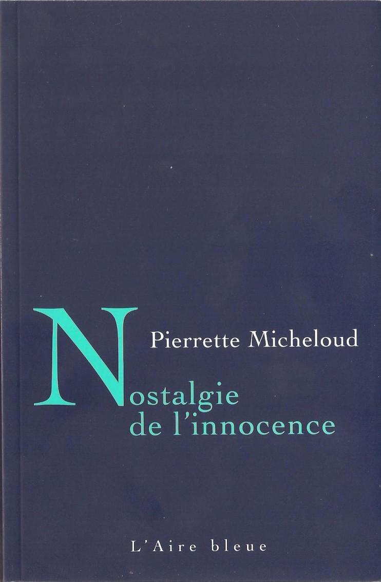 Nostalgie de l'innocence