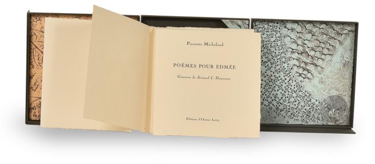 Poèmes pour Edmée