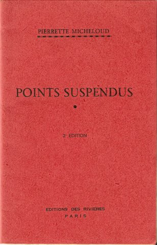 points suspendus