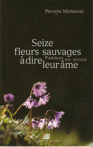 seize fleurs sauvages à dire à leur âme